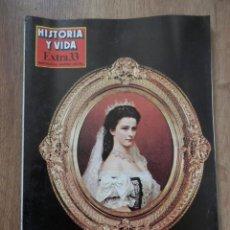 Coleccionismo de Revista Historia 16: HISTORIA Y VIDA. VIENA. Nº EXTRA 33 - DIVERSOS AUTORES. Lote 36761394