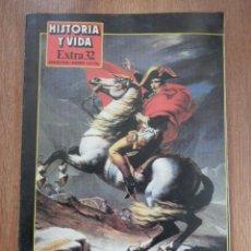 Coleccionismo de Revista Historia 16: HISTORIA Y VIDA. NAPOLEÓN. Nº EXTRA 32 - DIVERSOS AUTORES. Lote 36761452