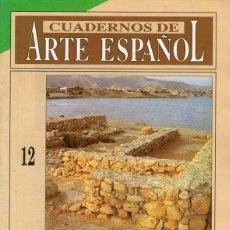 Collectionnisme de Magazine Historia 16: CUADERNOS DE ARTE ESPAÑOL - Nº 12 - LA ARQUITECTURA IBÉRICA. Lote 89075360