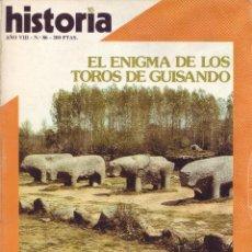Coleccionismo de Revista Historia 16: REVISTA HISTORIA 16 - Nº 86. Lote 40833895