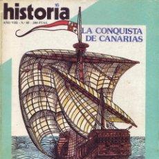 Coleccionismo de Revista Historia 16: REVISTA HISTORIA 16 - Nº 85. Lote 40833945