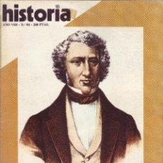 Coleccionismo de Revista Historia 16: REVISTA HISTORIA 16 - Nº 84. Lote 40834134