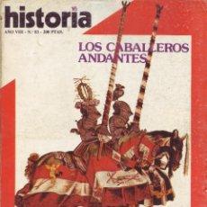 Coleccionismo de Revista Historia 16: REVISTA HISTORIA 16 - Nº 83. Lote 40834174