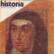 Coleccionismo de Revista Historia 16: REVISTA HISTORIA 16 - Nº 78. Lote 40834410