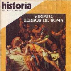 Coleccionismo de Revista Historia 16: REVISTA HISTORIA 16 - Nº 74. Lote 40834557