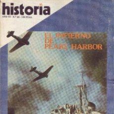 Coleccionismo de Revista Historia 16: REVISTA HISTORIA 16 - Nº 68. Lote 40834737