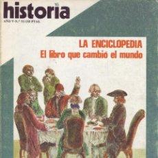 Coleccionismo de Revista Historia 16: REVISTA HISTORIA 16 - Nº 53. Lote 40843123