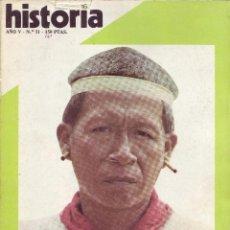Coleccionismo de Revista Historia 16: REVISTA HISTORIA 16 - Nº 51. Lote 40843152