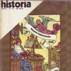 Coleccionismo de Revista Historia 16: REVISTA HISTORIA 16 - Nº 44. Lote 40843543