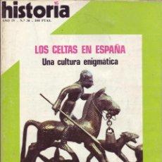 Coleccionismo de Revista Historia 16: REVISTA HISTORIA 16 - Nº 36. Lote 107569010