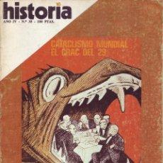 Coleccionismo de Revista Historia 16: REVISTA HISTORIA 16 - Nº 35. Lote 107569015