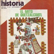 Coleccionismo de Revista Historia 16: REVISTA HISTORIA 16 - Nº 29. Lote 107569080