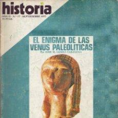 Coleccionismo de Revista Historia 16: REVISTA HISTORIA 16 - Nº 17. Lote 107569158