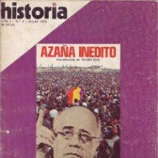 Coleccionismo de Revista Historia 16: REVISTA HISTORIA 16 - Nº 3. Lote 107569218