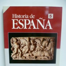 Coleccionismo de Revista Historia 16: HISTORIA 16. HISTORIA DE ESPAÑA Nº 5: LOS ULTIMOS HISPANORROMANOS. Lote 40946182