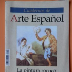 Coleccionismo de Revista Historia 16: CUADERNOS DE ARTE ESPAÑOL. LA PINTURA ROCOCÓ EN ESPAÑA. Nº 96 - ARTURO ANSÓN NAVARRO. Lote 41278833