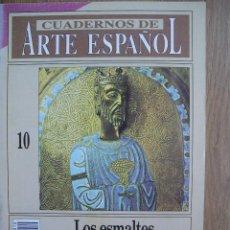 Coleccionismo de Revista Historia 16: CUADERNOS DE ARTE ESPAÑOL. HISTORIA 16. Nº 10. LOS ESMALTES ROMANICOS DE SILOS. Lote 42374058
