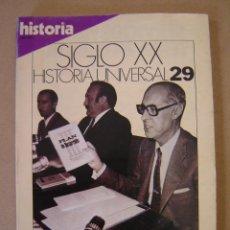 Coleccionismo de Revista Historia 16: HISTORIA 16 - SIGLO XX HISTORIA UNIVERSAL 29 - LA ESPAÑA DEL DESARROLLO. Lote 42616555