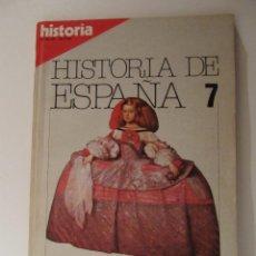 Coleccionismo de Revista Historia 16: REVISTA HISTORIA 16 EXTRA OCTUBRE 1981 HISTORIA DE ESPAÑA ESPLENDOR Y DECADENCIA. Lote 42950936