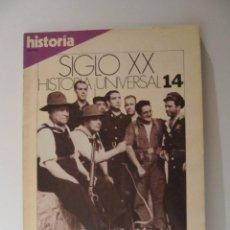 Coleccionismo de Revista Historia 16: REVISTA HISTORIA 16 SIGLO XX Nº 14 LA GUERRA CIVIL ESPAÑOLA. Lote 43170446
