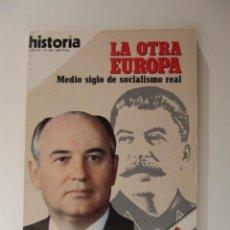 Coleccionismo de Revista Historia 16: REVISTA HISTORIA 16 Nº 169 LA OTRA EUROPA MAY 1990. Lote 43170602