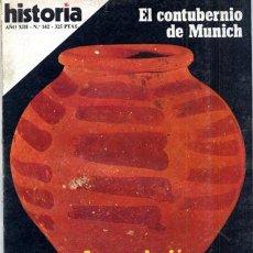 Coleccionismo de Revista Historia 16: HISTORIA 16- Nº 142- LA REVOLUCION NEOLITICA- ASI NACIO LA AGRICULTURA. ETC. ETC. Lote 43767443