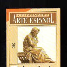 Collectionnisme de Magazine Historia 16: CUADERNOS DEL ARTE ESPAÑOL - Nº 66 - LA ESCULTURA DEL SIGLO XIX - HISTORIA 16 - 1992. Lote 50098463