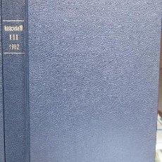 Coleccionismo de Revista Historia 16: REVISTA HISTORIA 16 ENCUADERNADA, AÑO 1982 (TOMO III - Nº 77-78-79-80).. Lote 51155268