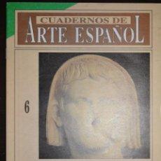 Coleccionismo de Revista Historia 16: CUADERNOS DE ARTE ESPAÑOL. Nº 6. LA CIUDAD ROMANA DE MERIDA.. Lote 51790695