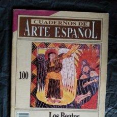 Colecionismo da Revista Historia 16: CUADERNOS DE ARTE ESPAÑOL Nº 100 / LOS BEATOS - S. DE SILVA - HISTORIA 16. Lote 52539028