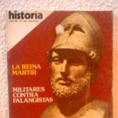 Coleccionismo de Revista Historia 16: REVISTA HISTORIA 16. Nº 130. LA ERA DE PERICLES.EL ESPLENDOR DE ATENAS.. Lote 52607945