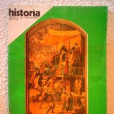 Coleccionismo de Revista Historia 16: REVISTA HISTORIA 16. ESPECIAL 10º ANIVERSARIO. LA INQUISICION.. Lote 52607980