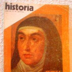 Coleccionismo de Revista Historia 16: REVISTA HISTORIA 16. Nº 78. TERESA DE JESUS.LA SANTA REFORMADORA.. Lote 52608044