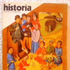 Coleccionismo de Revista Historia 16: REVISTA HISTORIA 16. Nº 75. DON JUAN MANUEL , FIGURA Y GENIO.. Lote 52608097