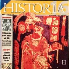 Coleccionismo de Revista Historia 16: HISTORIA 16 EL ENIGMA DE LOS MAYAS. SEP 1999. Lote 53292730