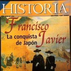 Coleccionismo de Revista Historia 16: FRANCISCO JAVIER. LA CONQUISTA DE JAPÓN. HISTORIA 16 OCT 2000. Lote 53293031