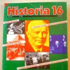 Coleccionismo de Revista Historia 16: HISTORIA 16.1956,EL AÑO DEL MIEDO.Nº 246. Lote 54738887