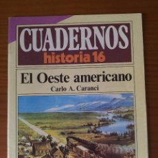 Colecionismo da Revista Historia 16: CUADERNO HISTORIA 16 Nº 251: EL OESTE AMERICANO. Lote 56262293