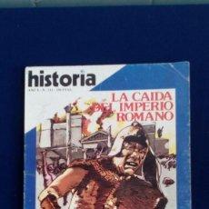 Colecionismo da Revista Historia 16: REVISTA HISTORIA 16 - LA CAIDA DEL IMPERIO ROMANO Nº111. Lote 57133302