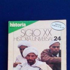 Colecionismo da Revista Historia 16: REVISTA HISTORIA 16 - LA INDEPENDENCIA ÁRABE Nº24. Lote 57133518