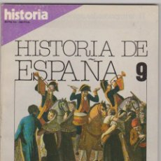 Coleccionismo de Revista Historia 16: HISTORIA 16. EXTRA XXI. . Lote 57808047