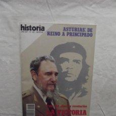 Coleccionismo de Revista Historia 16: REVISTA HISTORIA 16 Nº 153 CUBA : 30 AÑOS DE REVOLUCION LA VICTORIA DE FIDEL CASTRO. Lote 61413187