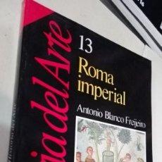 Coleccionismo de Revista Historia 16: HISTORIA DEL ARTE 13 ROMA IMPERIAL. Lote 62610692