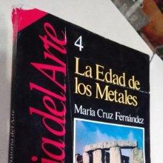 Coleccionismo de Revista Historia 16: HISTORIA DEL ARTE 4 LA EDAD DE LOS METALES. Lote 62610984
