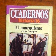 Coleccionismo de Revista Historia 16: CUADERNOS HISTORIA 16. 157 : EL ANARQUISMO. Lote 62951628