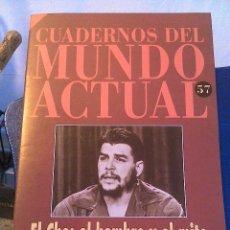 Coleccionismo de Revista Historia 16: CUADERNOS DEL MUNDO ACTUAL N' 57 EL CHE: EL HOMBRE Y EL MITO. Lote 64191319