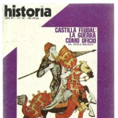 Coleccionismo de Revista Historia 16: HISTORIA 16. Nº 34 FEBRERO 1979. ALEJANDRO MAGNO. CHINCHERO, VERSALLES INCAICO.. Lote 72717079