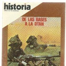 Coleccionismo de Revista Historia 16: HISTORIA 16 Nª 54. OCTUBRE 1980. DE LAS BASES A ALA OTAN. DANZANTES DE MONTE ALBAN. GRECIA. Lote 72718327