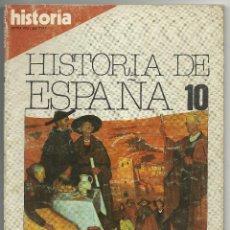 Coleccionismo de Revista Historia 16: HISTORIA 16 EXTRA XXII. HISTORIA DE ESPAÑA 10: LA ESPAÑA DE LOS CACIQUES. JUNIO 1982. Lote 72814259