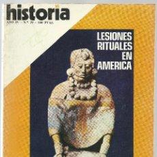Coleccionismo de Revista Historia 16: HISTORIA 16 Nº 39 JULIO 1979. SEMANA TRÁGICA. ESPARTACO. PABLO IGLESIAS Y LA IGLESIA.. Lote 72824555